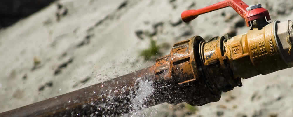 leak detection in Redding CA